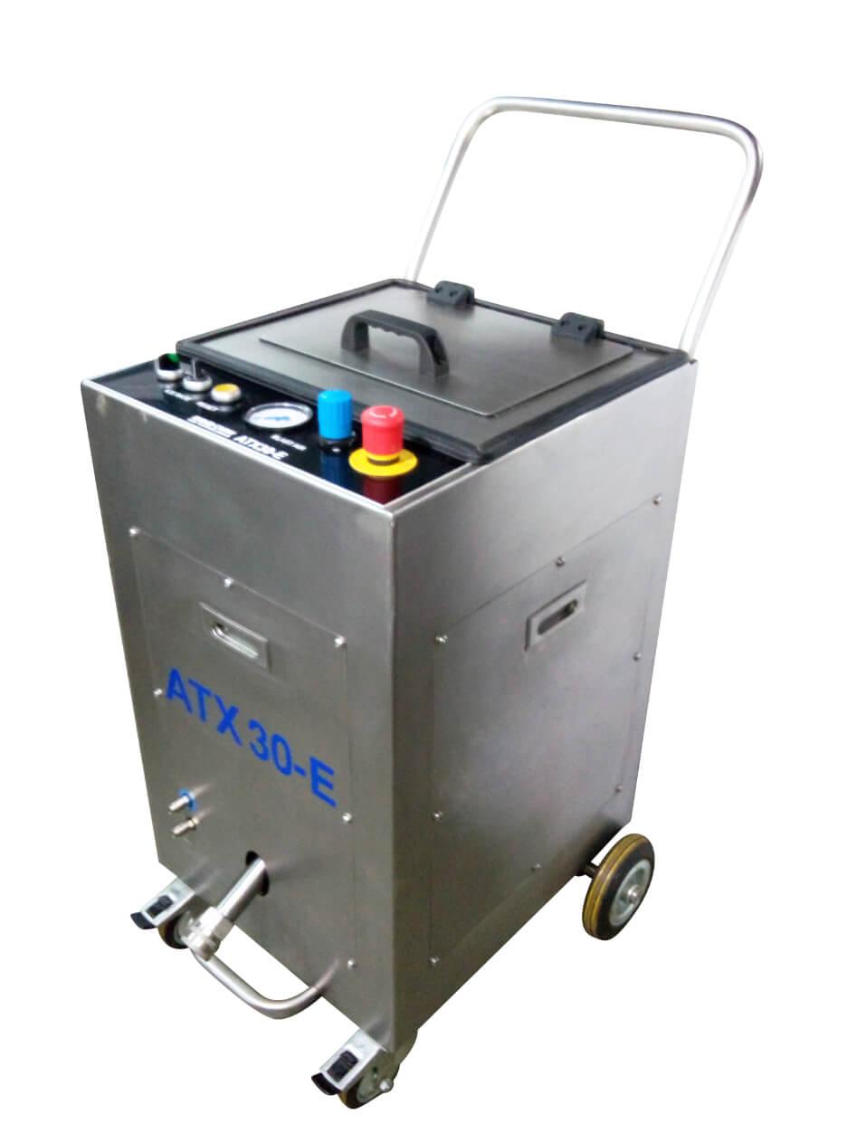Équipement de nettoyage cryogénique ATX30-E