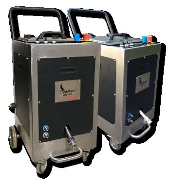 Machine cryogénique pneumatiques et électriques