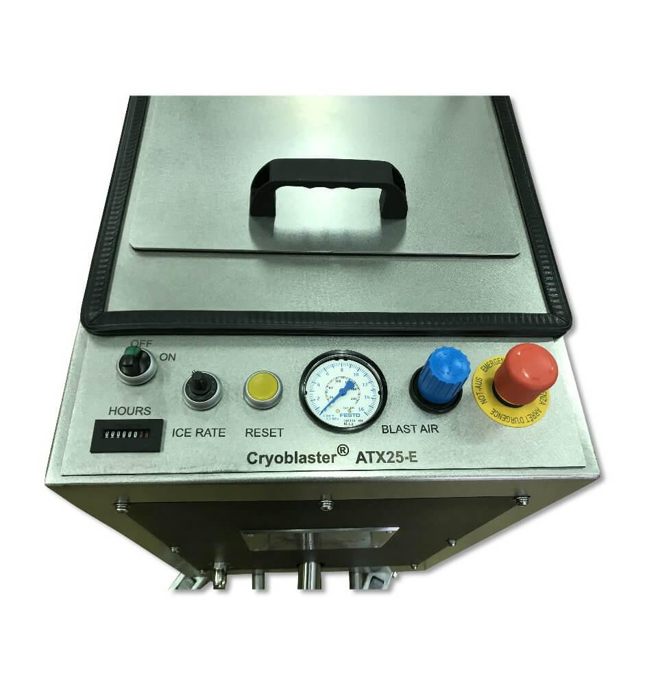 equipement-nettoyage-cryogenique-electropneumatique