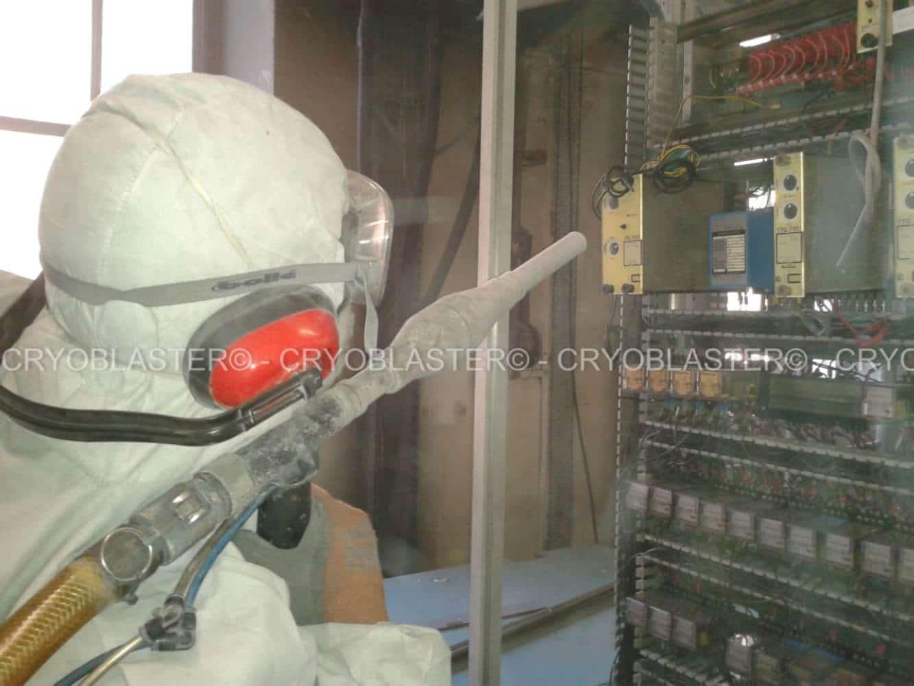 Entreprise de nettoyage cryogénique sur grenoble