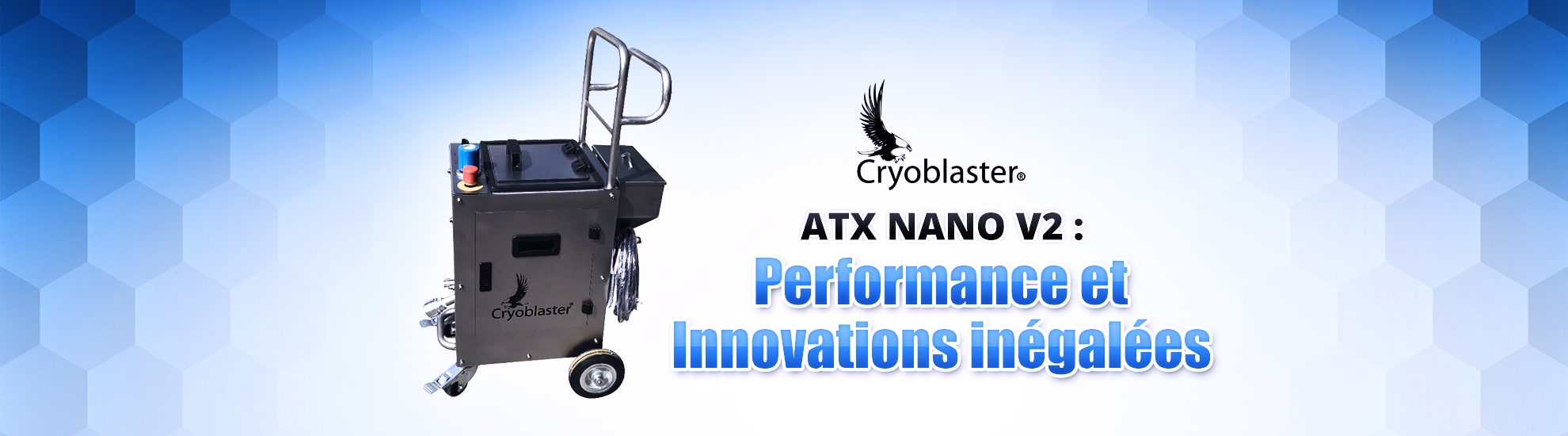 atx nano nettoyeur cryogénique soft