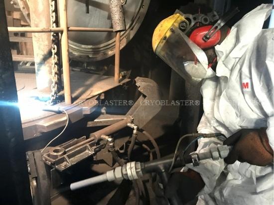 Société de nettoyage cryogénique sur Autoclave à Marseille