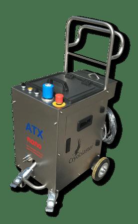 ATX Nano petit nettoyeur cryogénique