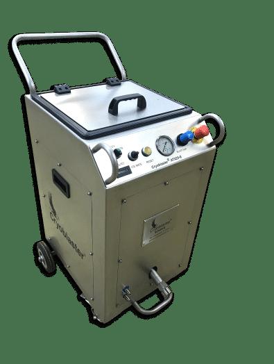 Máquina de limpieza criogénica ATX25-E
