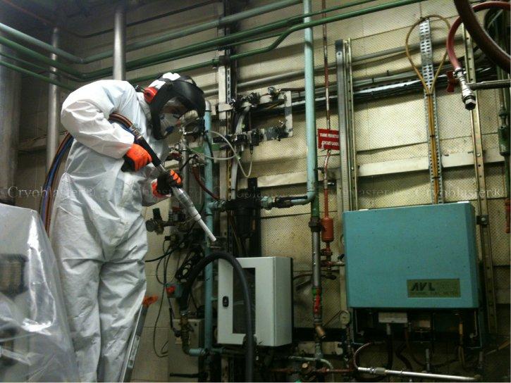 Prestataire de nettoyage cryogénique sur Montpellier