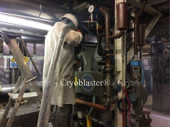 Entreprise de nettoyage cryogénique Lille