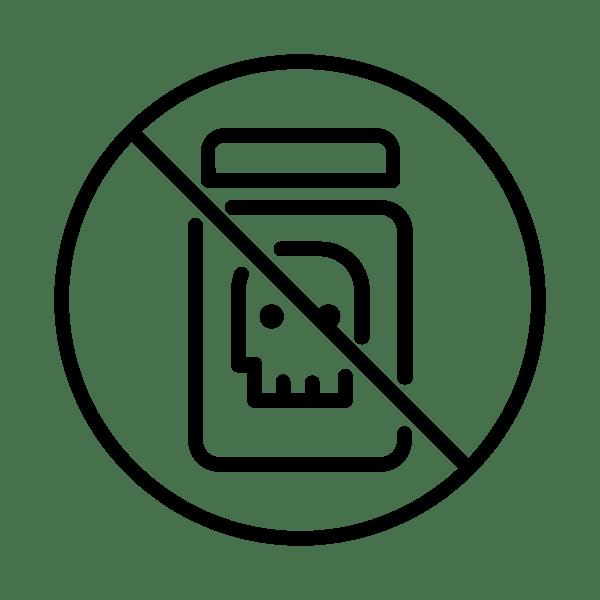 Glace carbonique : non toxique