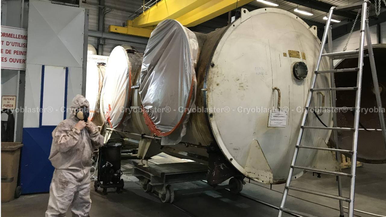 Delta Diffusion : société de nettoyage par cryogénie sur Lyon