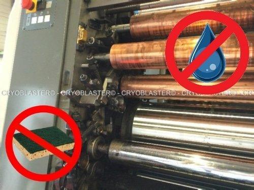 Avantages du nettoyage par cryogénie