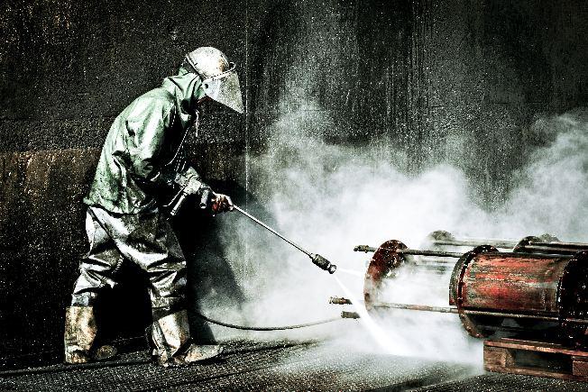 Le nettoyage haute pression nécessite un temps de séchage